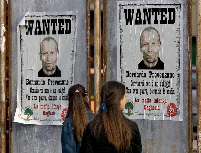 Mafia Boss Bernardo Provenzano