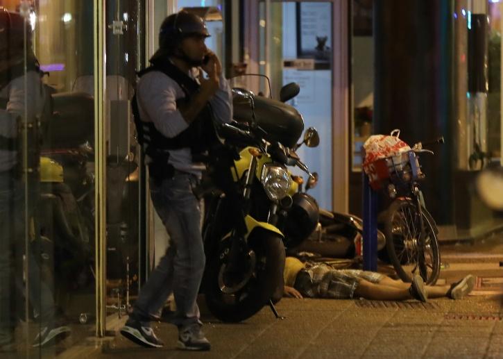 France Terror Attack