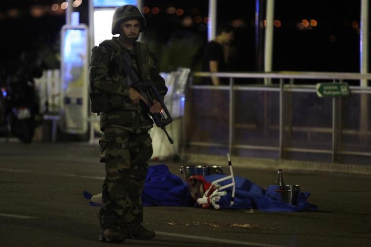 Nice France Terror Attack