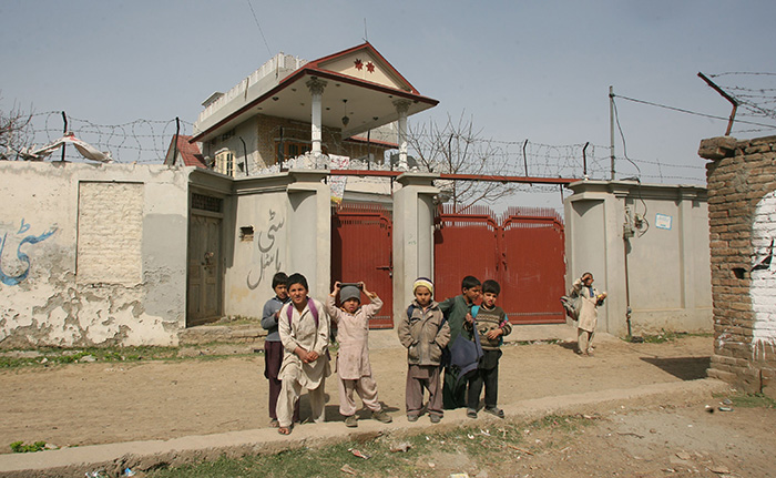 Osama Bin Laden House