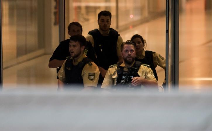 Munich Mall Attack