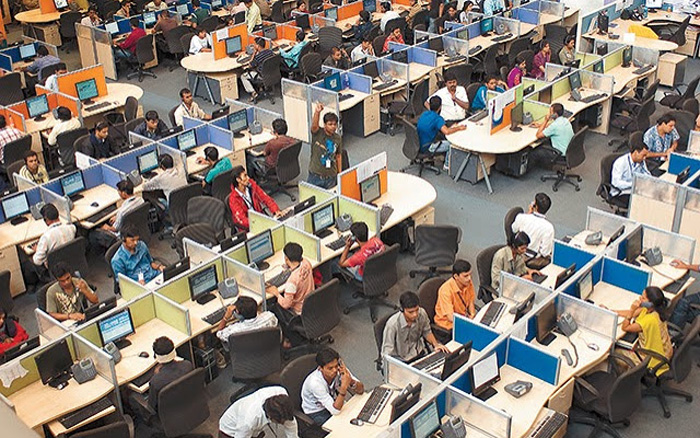 India Will Lose 6.4 Lakh Jobs To Robots By 2021