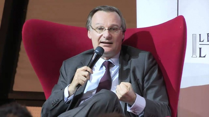 Pierre Nanterme. Chairman and CEO of Accenture