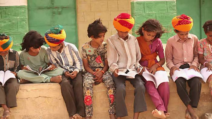 New Rajasthan Schoolbooks Are Full Of How Men Are Superior To Women