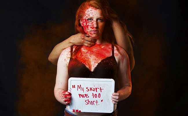 rape survivor