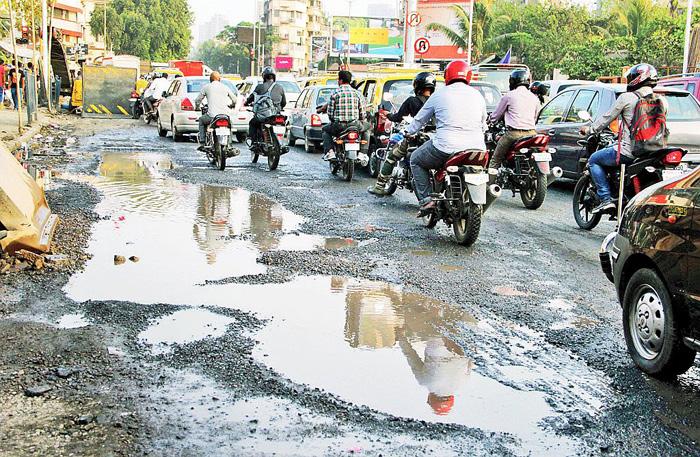 Fix Potholes