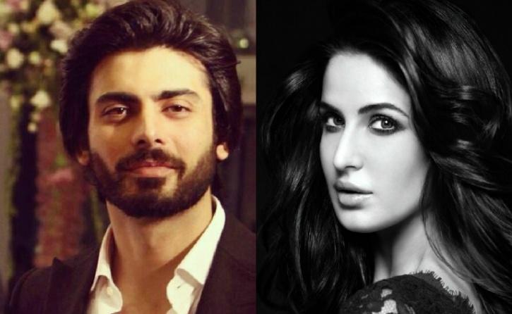 Fawad Khan and KAtrina Kaif