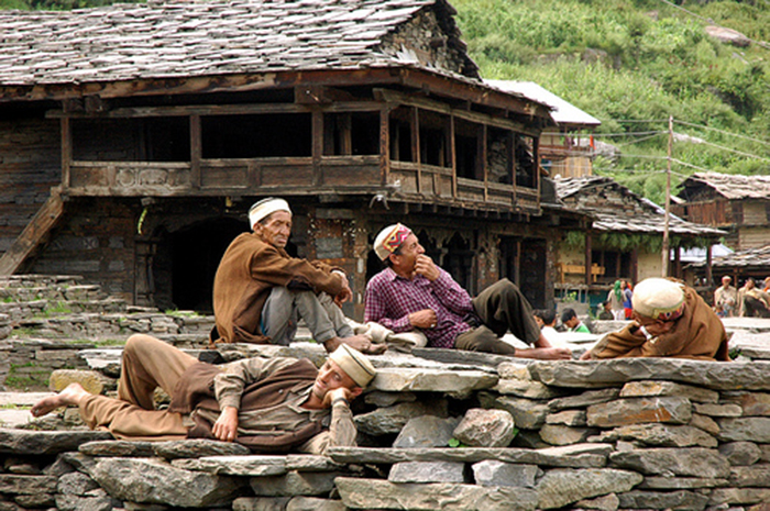 Himachali People