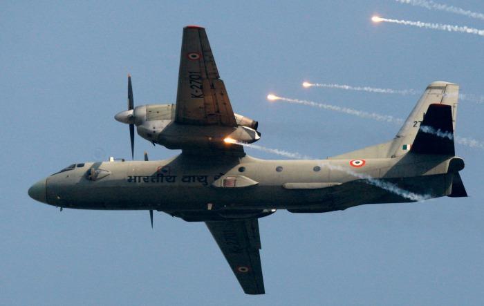 IAF AN 32