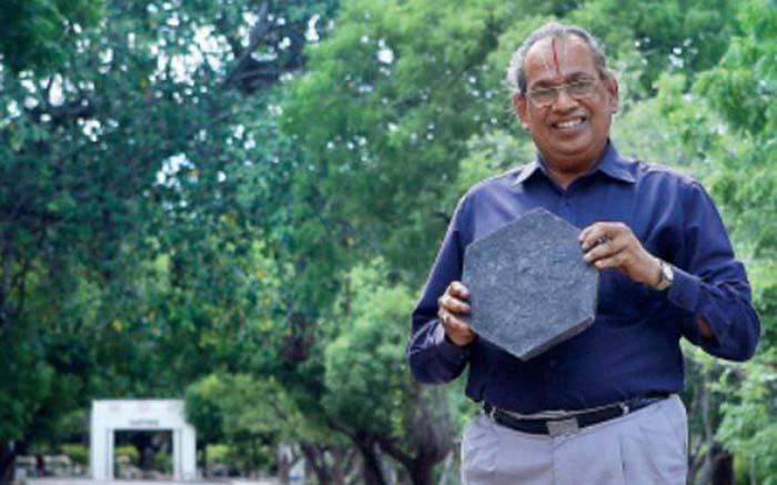 Dr R Vasudevan, dean, Thiagarajar College of Engineering in Madurai