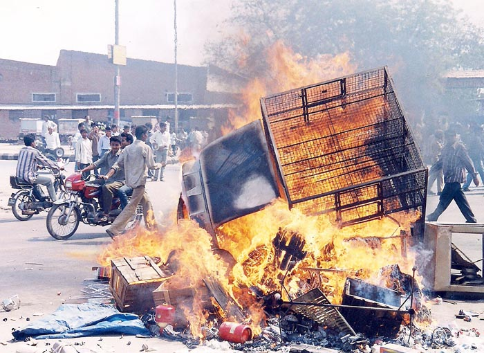 Elected Leaders Willing to Whip Communal Passions For a Price, Secularism Is On Sale in UP