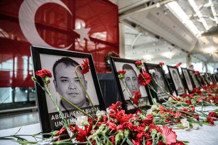 Attack on Turkey Airport