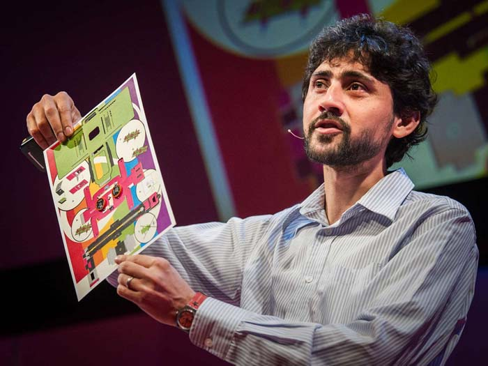 Manu Prakash, scientist at Stanford University