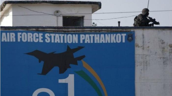 Pathankot Air Force Base