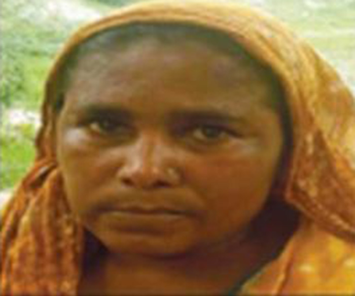 Donor Shamshad Begum