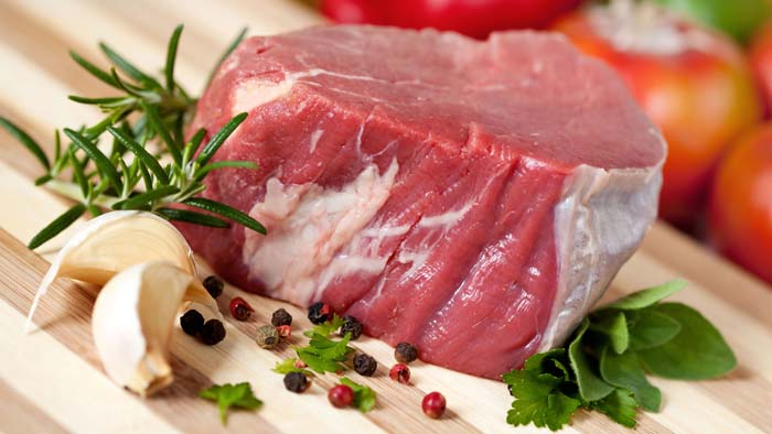 Mutton remains fresh for 6 hours without refrigeration, and up to 2 days with refrigeration