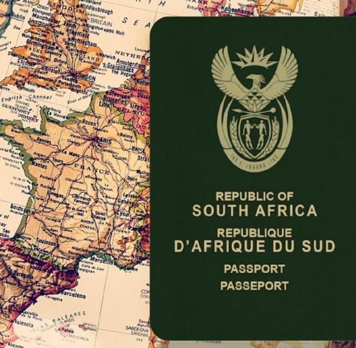 Africa passport