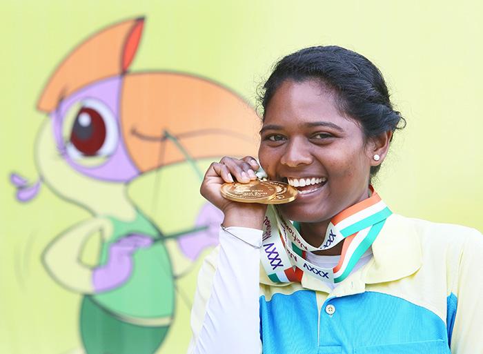 Laxmi Rani Majhi