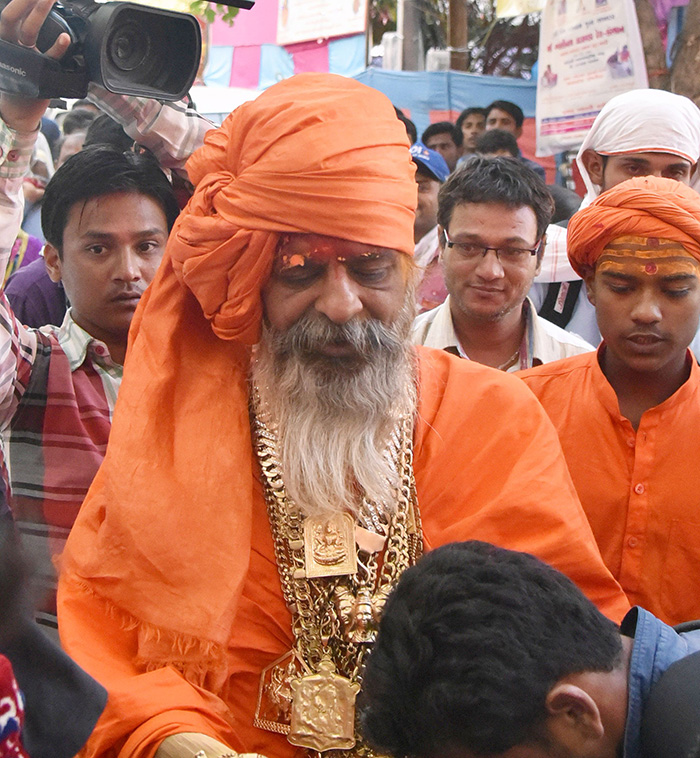 Golden Baba