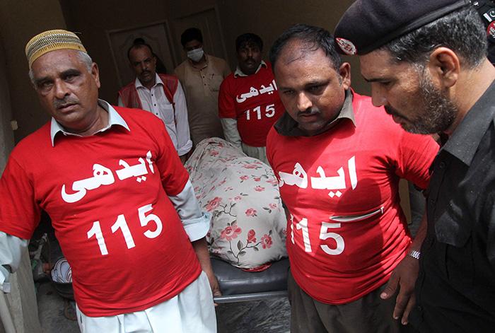 Qandeel Baloch Dead Body