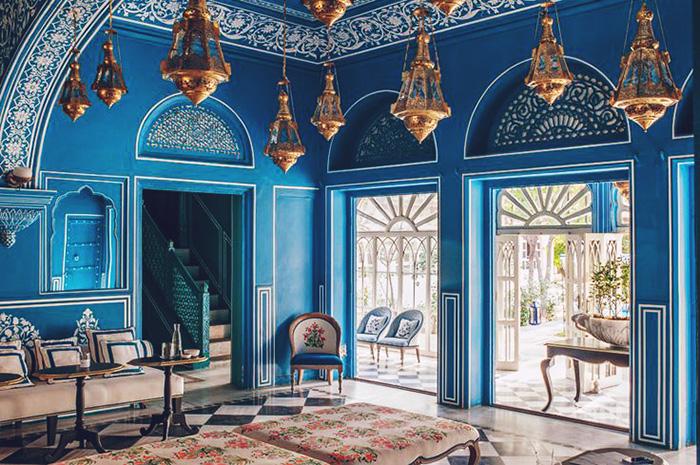 Bar Palladio in Jaipur