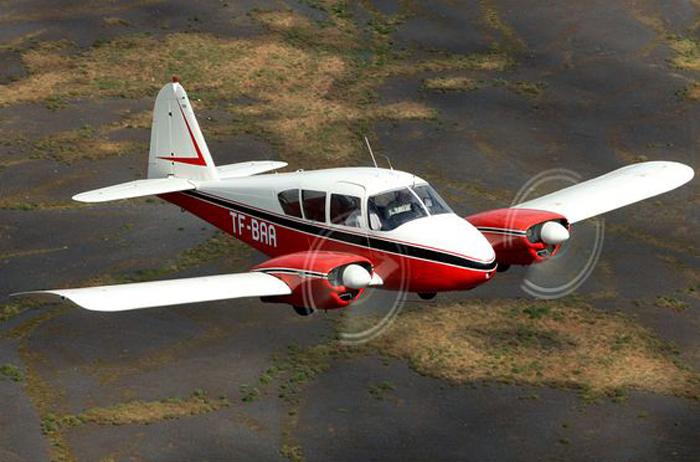 Piper Apache Plane