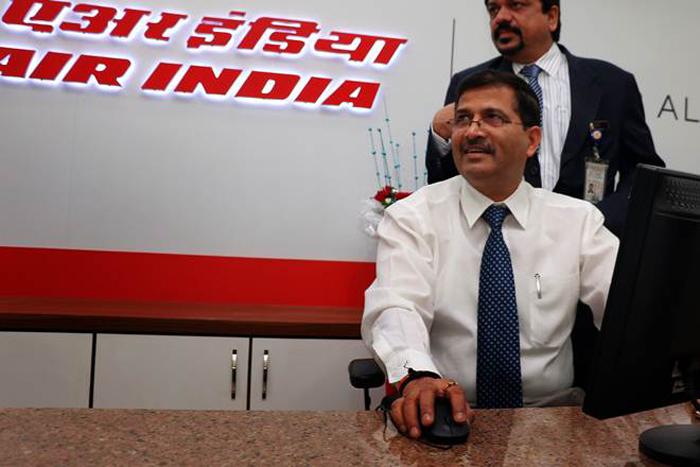 Airline chief Ashwani Lohani