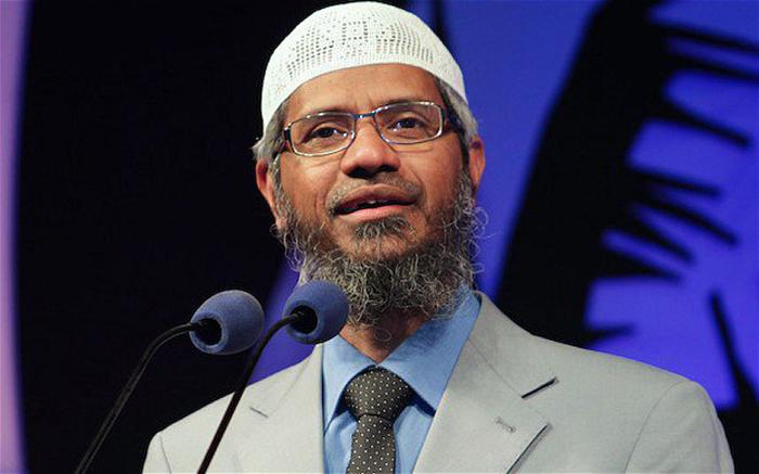 Zakir Naik Finally Addresses Media, Says I Am Messenger Of Peace, Have Never Encouraged Anyone