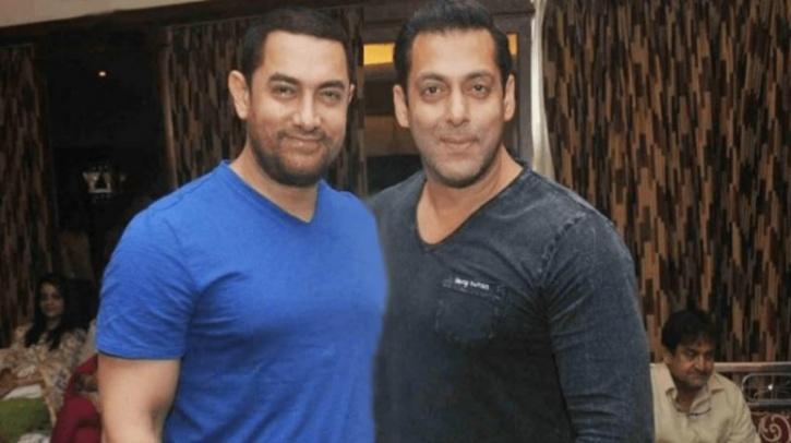 Aamir and Salman
