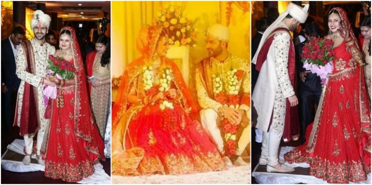 divyanka-vivek wedding