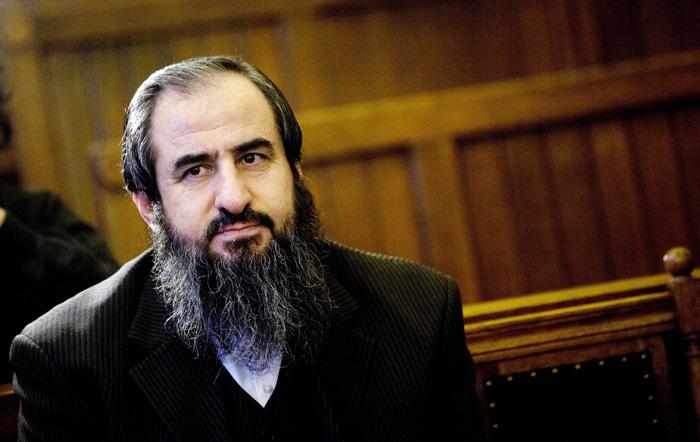 Najmuddin Faraj Ahmad aka as Mullah Krekar