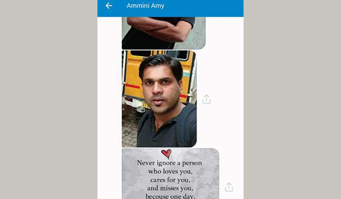 2,000 Calls, Notes Written In Blood And More Is How   Bengaluru Stalker Showed His Creepy Love