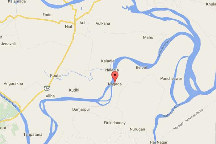 Nagada village odisha