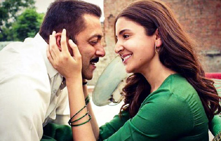 Salman Khan Anushka Sharma