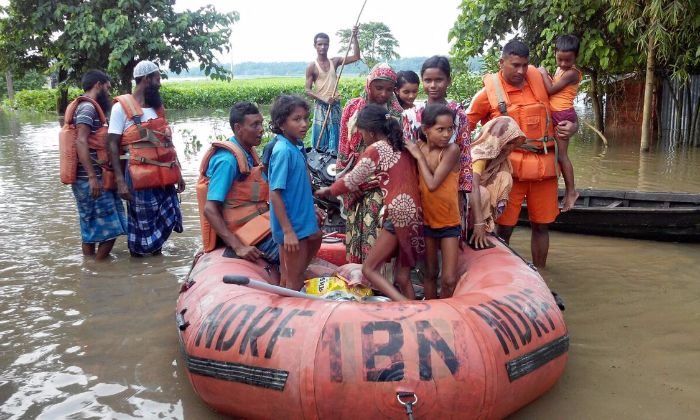 Assam flood