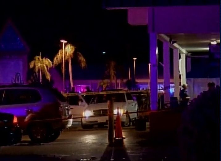 Two Dead, 17 Injured As Gunmen Open Fire In Florida Nightclub. One Shooter Apprehended, Other At Large
