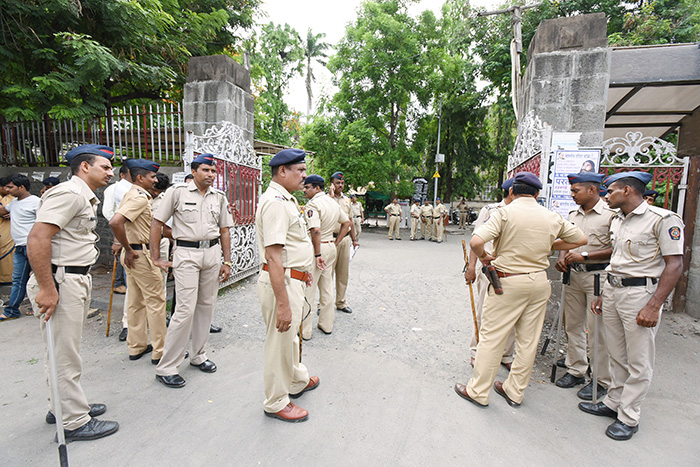 An Year After His Death Maharashtra Excise Officer Gets Transferred