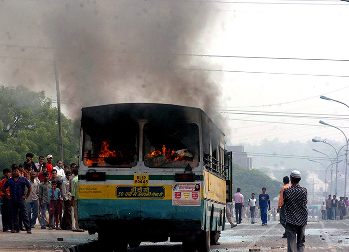 DTC Bus Attack