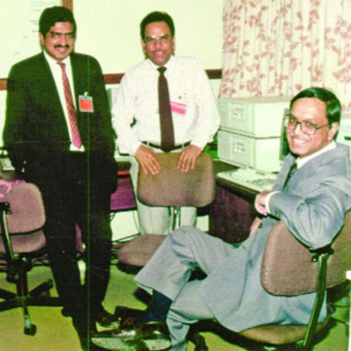 NR Narayana Murthy