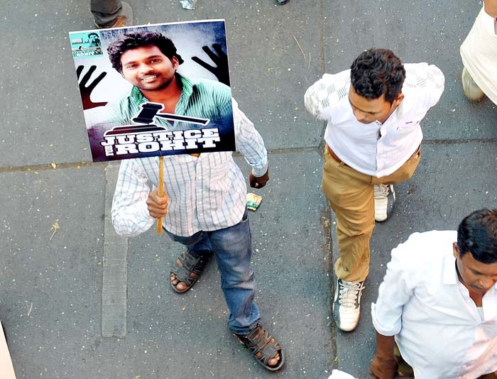 Rohith Vemula Case Accused Allegedly Thrashes Student Who Looked Like A Kashmiri