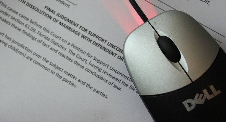online court filing