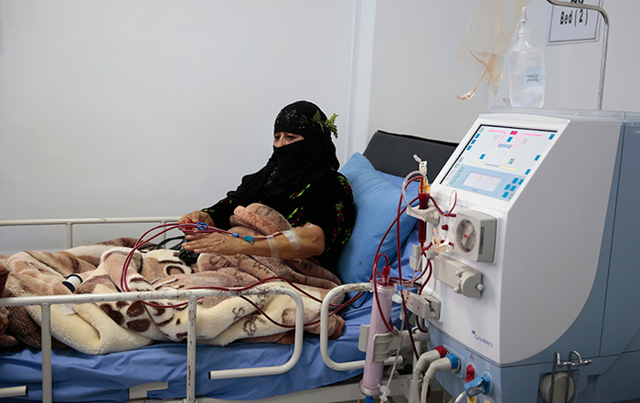 Muslim Woman To Give Kidney