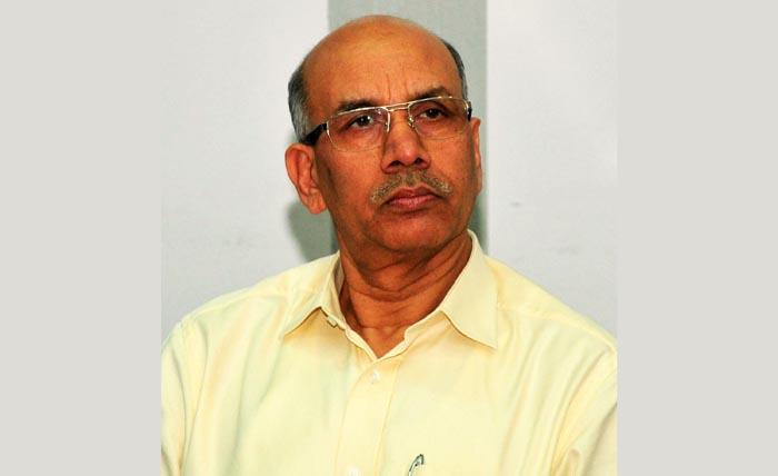 DMRC managing director Mangu Singh