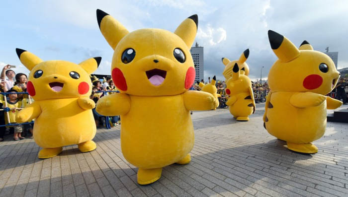 Late Night Pokemon Go Craze Baffles Cops In City