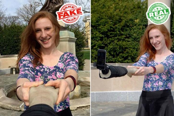 Fake_Traveling_Selfie