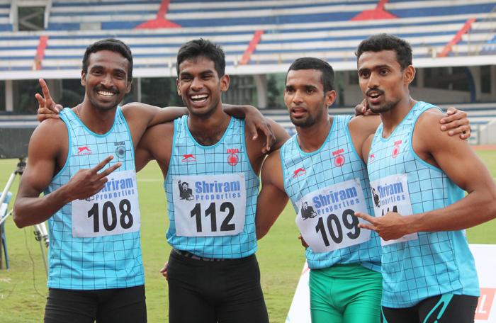 Indian athletics team