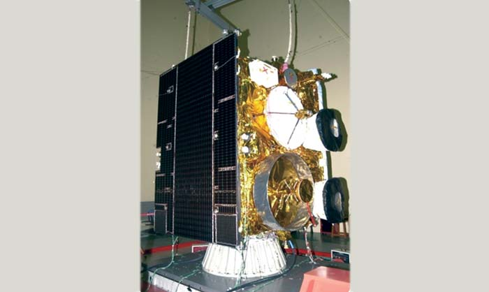 Isro To Launch Insat-3dr Weather Satellite In August