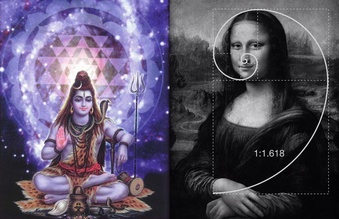 Mumbai Physicists Find A Mathematical Link Between  Lord Shiva And Mona Lisa