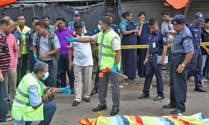 Second Attack On Hindus In Bangladesh In Two Days, Temple Priest Critical After Being Stabbed