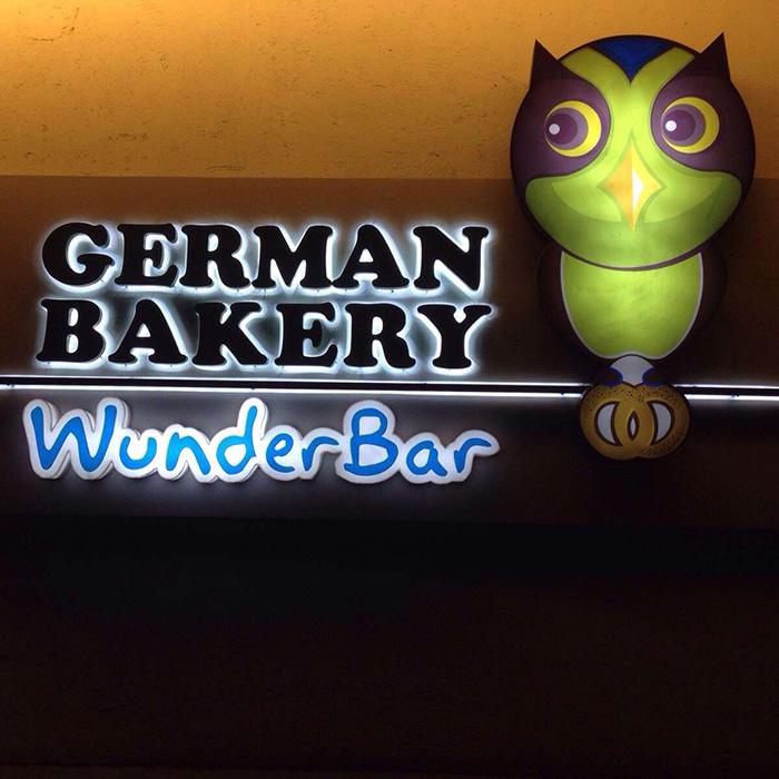 German Bakerie